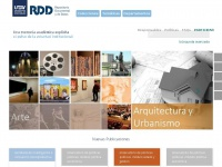 Rdd.undav.edu.ar - Repositorio Documental y de Datos UNDAV