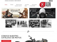 ADN Motos. Taller de motos en Las Tablas Madrid Multimarca BMW