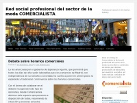Comercialista.es - Red social profesional del sector de la moda  COMERCIALISTA | Professional network in the fashion industry
