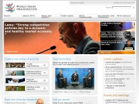 Wto.int - World Trade Organization - Home page