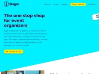 Stager.nl - Stager - The one stop shop for event organizers