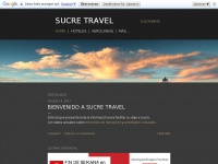 sucre-travel.blogspot.com