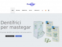 Frescoryl.cat - Dentifrici per mastegar y pasta de dents natural | Frescoryl
