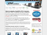 HDTVchannels.us - Watch more than 100 HDTV channels online on PC and Mac