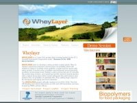Wheylayer.eu - :: WHEYLAYER II :: Barrier biopolymers for sustainable packaging ::