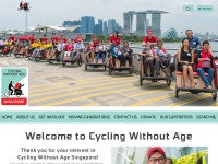 Cyclingwithoutage.sg - Cycling Without Age - Singapore