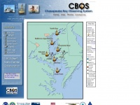 Cbos.org - Chesapeake Bay Observing System