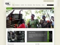 Ijm.org - International Justice Mission | Rescue Thousands. Protect Millions. Prove that justice for the poor is possible.