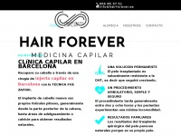 Hairforever.es - Hair Forever - Implante Capilar Barcelona