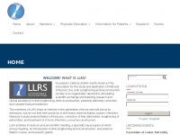 Llrs.org - LLRS – Limb Lengthening and Reconstruction Society
