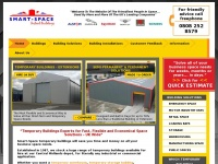 Smart-space.co.uk - Temporary Buildings Experts | Fast - Reliable - Flexible | Smart Space