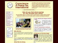 Cpti.ws - Conscience and Peace Tax International