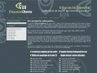 Educacio Oberta | The Implementation of ICT in schools and Businesses