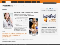 MarketReal: tu consulta de marketing, en Zaragoza