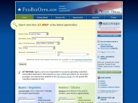 Fbo.gov - Home - Federal Business Opportunities: Home
