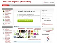 Negociosynetworkingenred.net - Login – Red Negocios y Networking