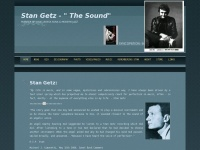 Stangetz.net - Stan Getz - The sound - Official Homepage