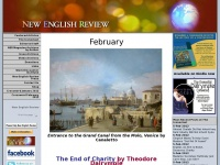 Newenglishreview.org - New English Review