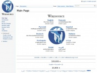 Wikisource.org - Wikisource