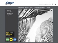 Simonlighting.es - Simon Lighting · Iluminación Exterior, Urbana e Industrial