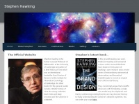 Hawking.org.uk - Stephen Hawking - Home