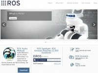 ROS.org   Powering the world's robots