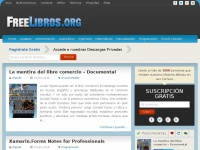 FreeLibros - Tu Biblioteca Virtual