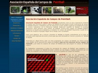 Aecp.info - Inicio | Paintball | Campo Paintball | Distribuidor Paintball - AECP Asociacion Campos de Paintball de España | Tienda Distribuidor