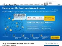 Buyresearchpaper.org - Buy Research Paper Online - Solve Academic Problems at Once