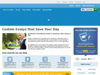 Essaywriter.org - Professional Essay Writer to Help You with Your College Papers