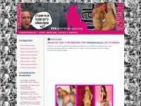 Videos y fotos transexuales - Chat y webcam con transexuales en vivo - Part 1
