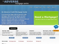 adverse-mortgage-centre.co.uk Thumbnail