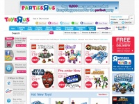 Toysrus.co.uk - Kids' Games & Toys | Toy Shop | Toys R Us – Toys R Us (UK)