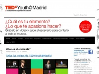 tedxyouthmadrid.com