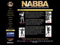 Nabba.co.uk - NABBA - National Amateur Body-Builders' Association