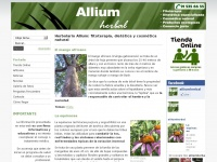 alliumherbal.com