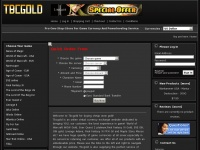 Tbcgold.co.uk - WoW Gold, World of Warcraft Gold, Sro Gold, Guild wars Gold, EQ2 Gold, FFXI Gil on sale
