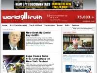 World911truth.org - World for 9-11 Truth | 9-11 News, documentary films, interviews and more | 9-11 Truth Movement