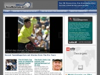 TennisReporters.net - The only web site to win the USTA Media Excellence Award.
