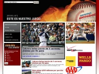 Beisbol.net - Spanish Beisbol Productions