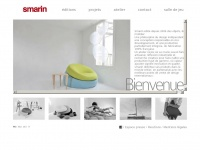 Smarin.net - Smarin - Stéphanie Marin | Indoor and Outdoor furnitures