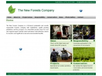 Newforests.net - New Forests Company – Growing Africa