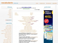 vocabulario.com.mx