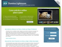 Dominalightroom.es - Domina Lightroom | Curso OnlineDomina Lightroom | Curso Online