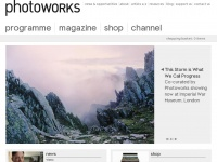 Photoworks.org.uk - Photoworks UK | Commissions new photography, produces exhibitions