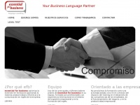 Essential for Business | language consulting