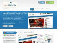 Wp-themix.org - Free Wordpress Themes by WP-Themix - Free Premium Wordpress Themes designed with love by our WP Theme Designers.