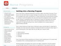 Nurseprogram.net - Nurse Program | Baby Health Care and Nursery