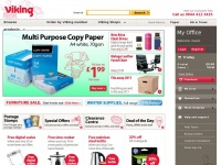 Viking-direct.co.uk - Office Supplies, Stationery and Furniture from Viking