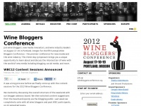 Winebloggersconference.org - Wine Bloggers Conference - Writing and Social Media for the Wine Industry
